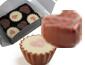 Conj. 6 Bombons de Chocolate, 80 g - 0000002398
