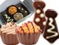 Conj. 8 Fig. e Bombons Chocolate, 82 g - 0000002778