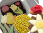 Conj. 10 Fig. de Chocolate, 67 g - 0000002915