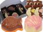 Conj. 6 Fig. e Bombons Chocolate, 78 g - 0000002906