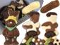 Conj. 7 Figuras de Chocolate, 84 g - 0000002907
