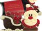 Conj. 2 Figuras de Chocolate, 25 g - 0000003265