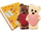 Conj. 2 Figuras de Chocolate, 24 g - 0000003317