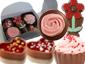Conj. 5 Bombons e 2 Figuras de Chocolate, 89 g - 0000003321