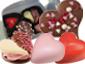 Conj. 3 Bombons e 3 Figuras de Chocolate, 68 g - 0000003322
