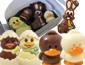 Conj. 7 Figuras e Bombons de Chocolate, 87 g - 0000003429