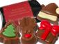 Conjunto de 4 Figuras de Natal, 35g - 0000001255