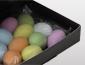 Mini-Ovos Coloridos Choc. Preto e Avelãs 121g - 0000001841